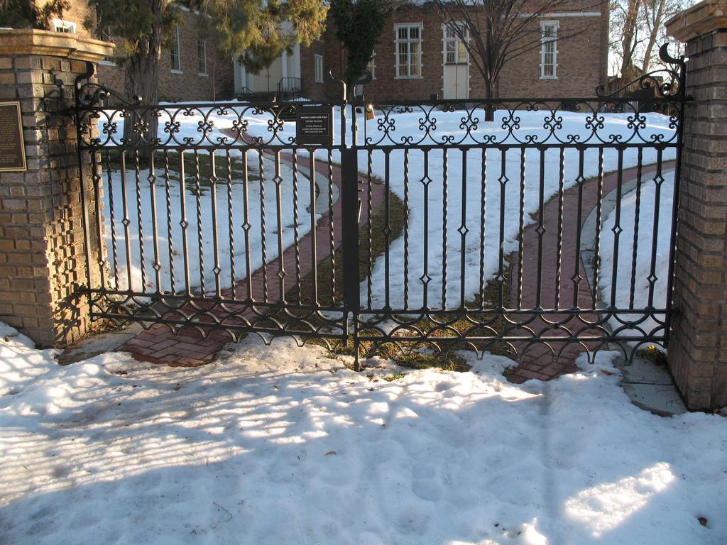 Garden Fence 2
