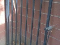 61-0151-Iron-Anvil-Gates-Man-Flat-NIELSON-19058-4-99-
