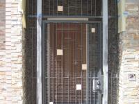 61-0732-Iron-Anvil-Gates-Man-Flat-NIELSON-15096-FRANK-LLOYD-WRIGHT-BTF99-