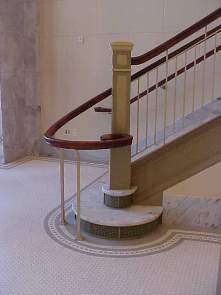 iron-anvil-handrails-post-mount-wood-cap-state-capitol-lateral