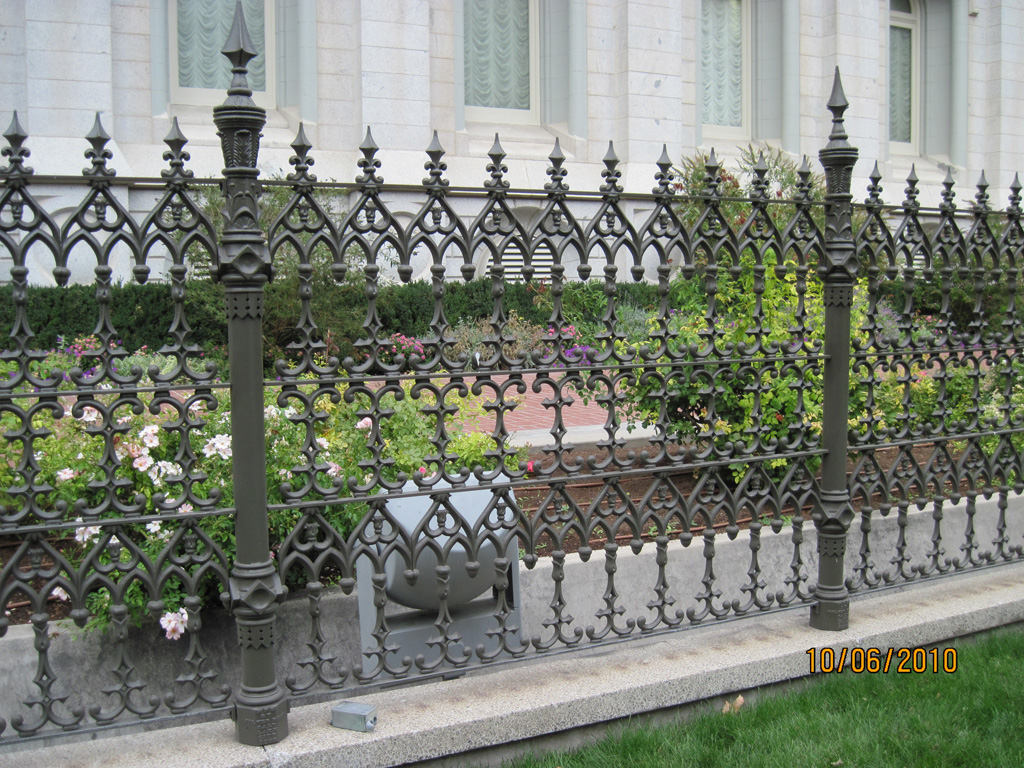 Antique Railings The Iron Anvil Salt Lake City Utah