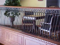 iron-anvil-railing-belly-rail-double-top-square-scroll-top-casting-zermatt-lobby-midway-5-2