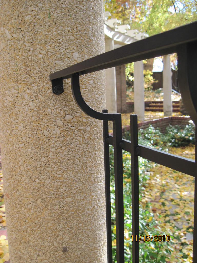 iron-anvil-railing-double-top-misc-garden-park-railing-lds-church-job-10322-3