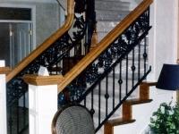 iron-anvil-railing-double-top-valance-casting-oak-classic-milkyhollow-10-4511-rail-interior-model-home-2-9