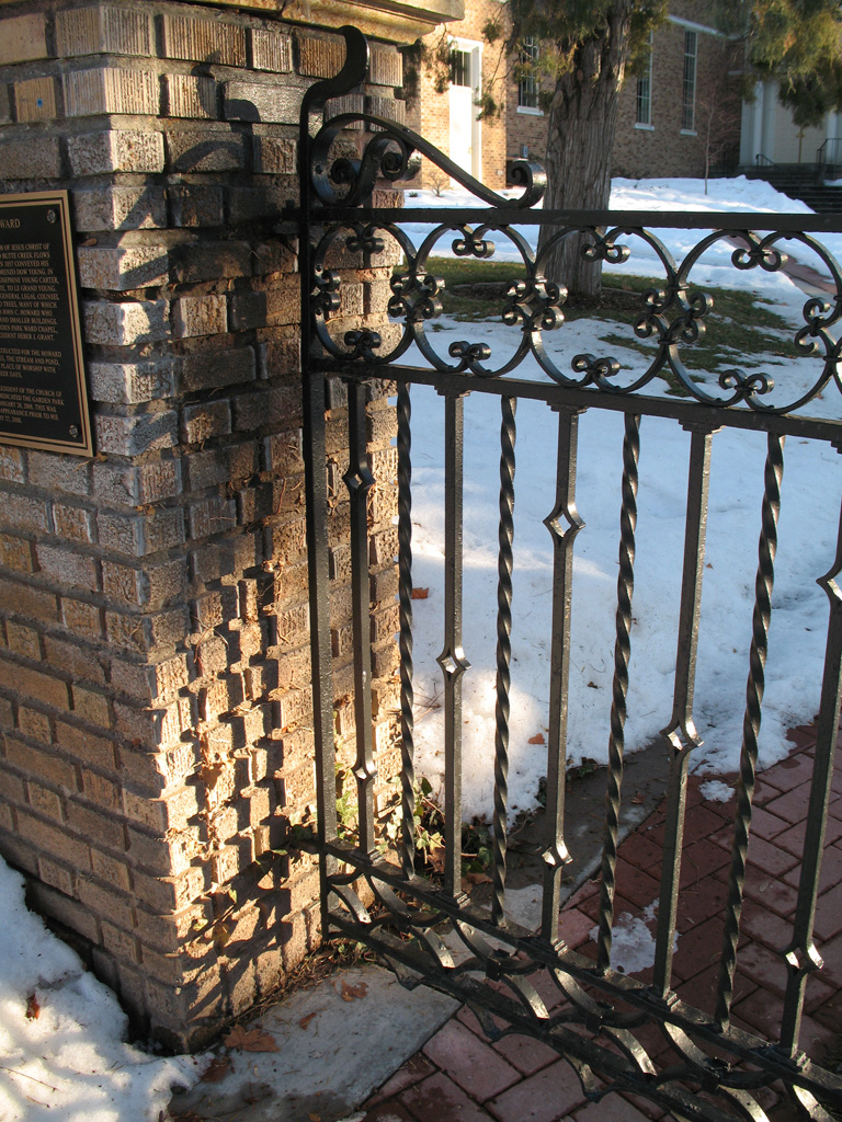 Antique Fences The Iron Anvil Salt Lake City Utah